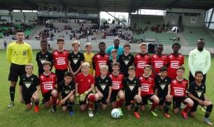 finale des champions.Rennes Lens